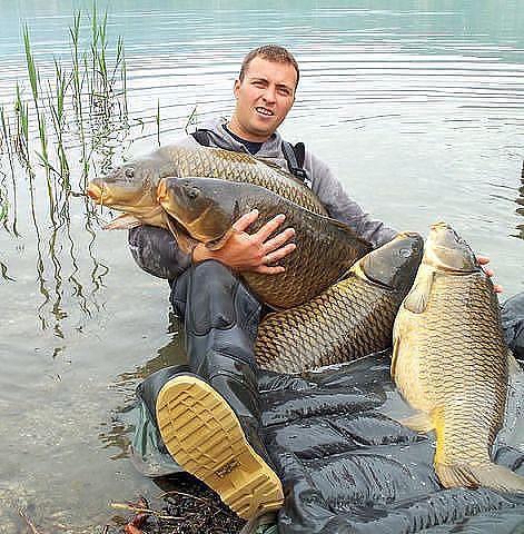 видео рыбалка на успехе