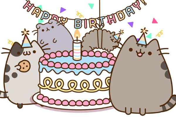 Няшные поздравления с днем рождения сестре